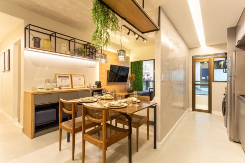 STUDIO IT - Apartamento Decorado - 01 (1 of 12)