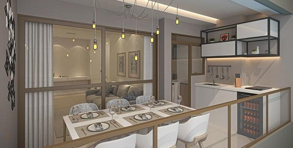 Projeto apartamento North Way